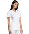 Photograph of WW Revolution Tech Women V-Neck Top White WW770AB-WHT