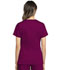 Photograph of WW Revolution Tech Women's V-Neck Top Red WW770AB-WIN