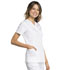 Photograph of WW Revolution Tech Women's Mock Wrap Top White WW775AB-WHT