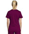 Photograph of WW Revolution Tech Women Mock Wrap Top Red WW775AB-WIN