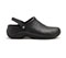 Photograph of Clog Unisex ZONE Black ZONE-BLZ