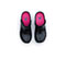 Photograph of Anywear Women ZONE Sole Focus Black Patent ZONE-SFBP