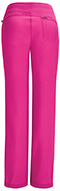 Photograph of Infinity Women's Low Rise Straight Leg Drawstring Pant Pink 1123A-CPPS