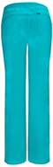 Photograph of Infinity Women's Low Rise Straight Leg Drawstring Pant Blue 1123A-TLPS