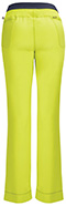 Photograph of Infinity Women Low Rise Slim Pull-On Pant Green 1124AP-CRPS