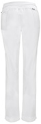 Photograph of Infinity Women Low Rise Slim Pull-On Pant White 1124A-WTPS