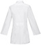 Photograph of Professional Whites Women's 32 Lab Coat White 1462AB-WHTD