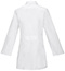 Photograph of Professional Whites Women's 32 Lab Coat White 1462A-WHTD