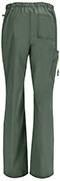 Photograph of Bliss Men Men's Drawstring Cargo Pant Green 16001AB-OLCH