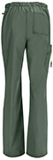 Photograph of Bliss Men Men's Drawstring Cargo Pant Green 16001A-OLCH