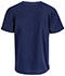 Photograph of Code Happy Bliss Men's Men's V-Neck Top Blue 16600AB-NVCH