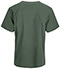 Photograph of Bliss Men's Men's V-Neck Top Green 16600AB-OLCH