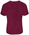 Photograph of Bliss Men's Men's V-Neck Top Purple 16600A-WICH