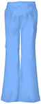 Photograph of Cherokee Flexibles Women's Maternity Knit Waist Pull-On Pant Blue 2092-CIEB