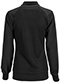 Photograph of Infinity Women Zip Front Jacket Black 2391A-BAPS