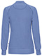 Photograph of Infinity Women Zip Front Jacket Blue 2391A-CIPS