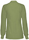 Photograph of Infinity Women's Zip Front Warm-Up Jacket Green 2391A-OLPS