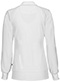 Photograph of Infinity Women Zip Front Jacket White 2391A-WTPS