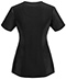 Photograph of Infinity Women Round Neck Top Black 2624A-BAPS