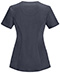 Photograph of Infinity by Cherokee Women's Round Neck Top Gray 2624A-PWPS