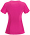 Photograph of Infinity Women's Mock Wrap Top Pink 2625A-CPPS
