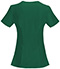 Photograph of Infinity Women Mock Wrap Top Green 2625A-HNPS