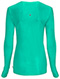 Photograph of Infinity by Cherokee Women's Long Sleeve Underscrub Knit Tee Green 2626A-BMPS