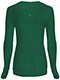 Photograph of Infinity Women's Long Sleeve Underscrub Knit Tee Green 2626A-HNPS