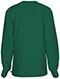 Photograph of Workwear WW Flex Unisex Unisex Snap Front Warm-up Jacket Green 34350A-HUNW
