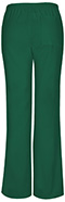 Photograph of WW Flex Women's Mid Rise Moderate Flare Drawstring Pant Green 44101A-HUNW