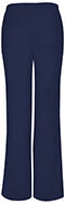 Photograph of WW Flex Women's Mid Rise Moderate Flare Drawstring Pant Blue 44101A-NAVW