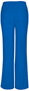Photograph of WW Flex Women's Mid Rise Moderate Flare Drawstring Pant Blue 44101A-ROYW