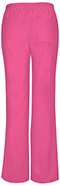 Photograph of WW Flex Women's Mid Rise Moderate Flare Drawstring Pant Pink 44101A-SHPW
