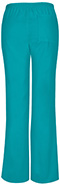 Photograph of Workwear WW Flex Women's Mid Rise Moderate Flare Drawstring Pant Green 44101A-TLBW