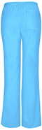 Photograph of WW Flex Women's Mid Rise Moderate Flare Drawstring Pant Blue 44101A-TRQW