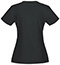 Photograph of WW Flex Women's V-Neck Top Black 44700A-BLKW