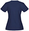 Photograph of WW Flex Women's V-Neck Top Blue 44700A-NAVW