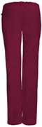 Photograph of Bliss Women Low Rise Straight Leg Drawstring Pant Purple 46000A-WICH