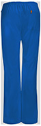 Photograph of Code Happy Bliss Women's Mid Rise Moderate Flare Drawstring Pant Blue 46002AB-RYCH