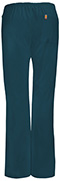 Photograph of Bliss Women's Mid Rise Moderate Flare Drawstring Pant Blue 46002A-CACH