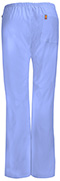 Photograph of Bliss Women's Mid Rise Moderate Flare Drawstring Pant Blue 46002A-CLCH