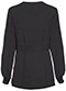 Photograph of Bliss Women's Snap Front Warm-up Jacket Black 46300AB-BXCH