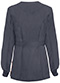 Photograph of Bliss Women's Snap Front Warm-up Jacket Gray 46300AB-PWCH