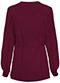Photograph of Bliss Women Snap Front Warm-up Jacket Purple 46300A-WICH