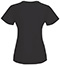 Photograph of Bliss Women's V-Neck Top Black 46600AB-BXCH