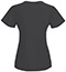 Photograph of Code Happy Bliss Women's V-Neck Top Gray 46600AB-PWCH