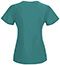 Photograph of Code Happy Bliss Women's V-Neck Top Green 46600AB-TLCH
