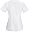 Photograph of Bliss Women's V-Neck Top White 46600AB-WHCH