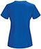 Photograph of Bliss Women's V-Neck Top Blue 46600A-RYCH