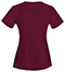 Photograph of Bliss Women's V-Neck Top Purple 46600A-WICH